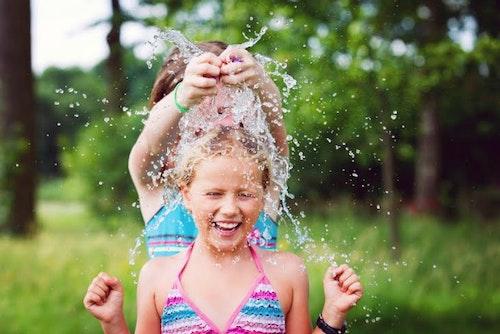 Kidskriebels – Splash en fun