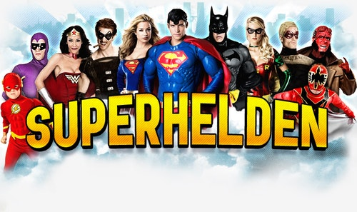 Kidskriebels – Superhelden week
