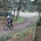 Mountainbike avondtocht