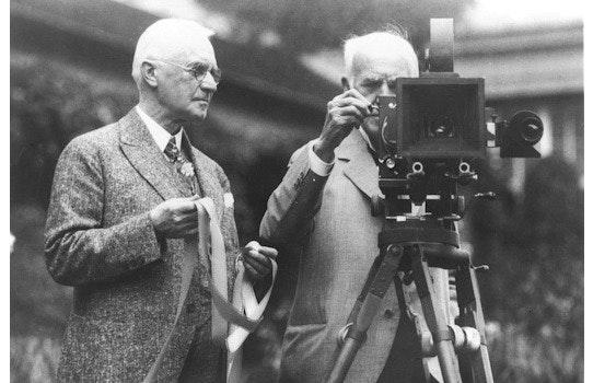 Geschiedenis van de Amerikaanse fotografie