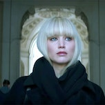 FILM: RED SPARROW