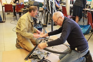 Repair Café in Ertvelde