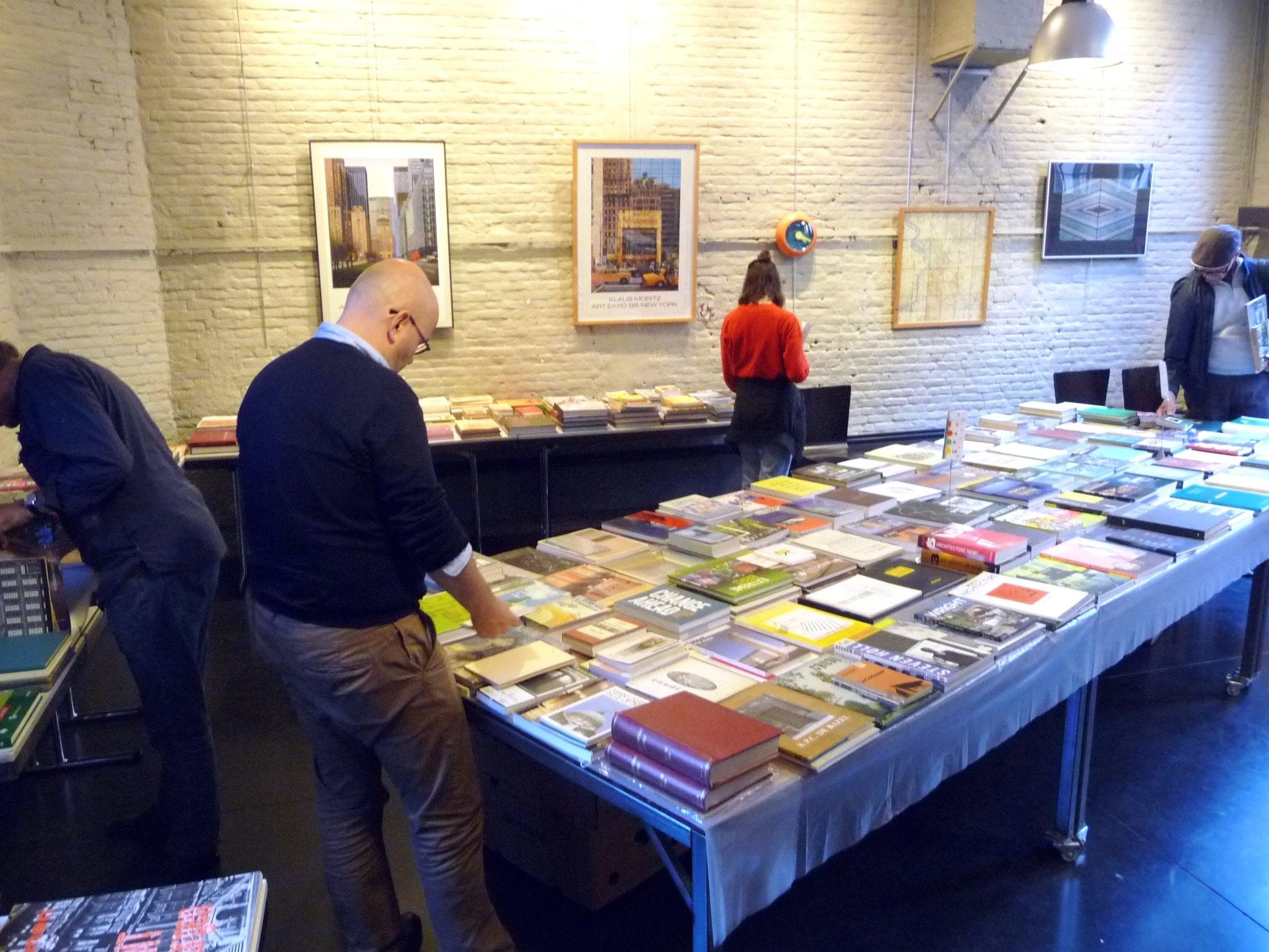 Film en fotografie boekenmarkt