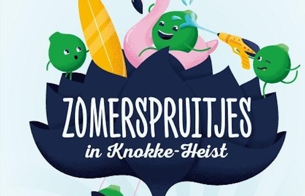 Kinderanimatie Rotzooi door Straattheater Gusta
