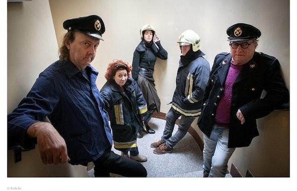Alles in brand / Arne Sierens