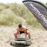 Crossfit on the Beach