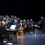 North Side Big Band, François Van Den Broeck & Helena Fontyn