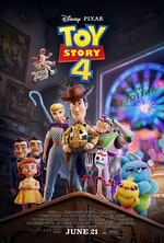 Toy Story 4 6+ - John Lasseter & Josh Cooley