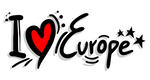 Pop Up Europa: I love Europe