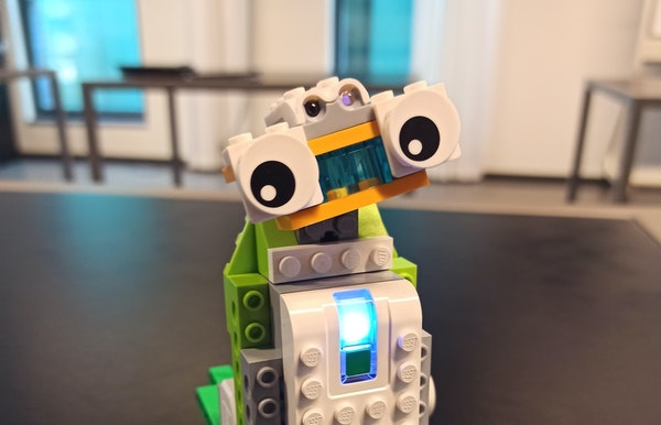 Workshop: Bouw je eigen LEGO-robot