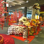 Chinese cultuur in bib Permeke: expo Legends of Liondance