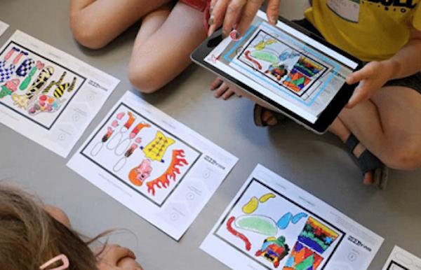 Dag Zondag! Workshop cartoons en digitale muziek maken