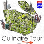 Route Stationsbuffet: Culinaire Tour voor 55-plussers