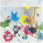 Action Painting (8-12j.)